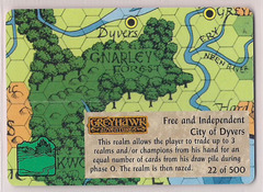 022 - Free and Independent City of Dyvers