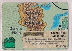013 - Giant's Run Mountains
