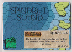 023 - Spindrift Islands