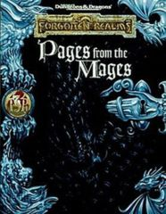 Forgotten Realms: Pages from the Mages