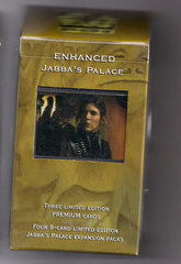 Enhanced Jabba's Palace: Leia as Boussh: Box Set