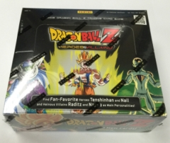 DBZ Heroes and Villains: Booster Box