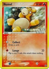 Numel - 57/106 - Common - Reverse Holo