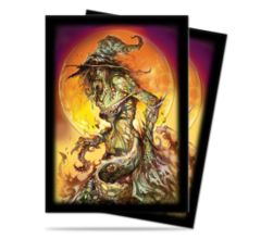 OZ Wicked Witch of the West: Deck Protectors: 50 Count: Ultra Pro: 84369