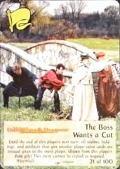 021/100 The Boss Wants a Cut