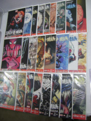 Superior Spider-Man #2-24 #6.AU Annual #1 LOT OF 25 TOTAL F/VF