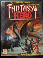 Hero Games: Fantasy Hero (1985)