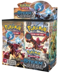 Steam Siege: Booster Box