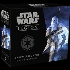 Star Wars: Legion: Snowtroopers Unit Expansion