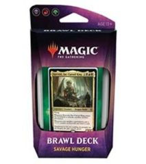 Brawl Deck: Savage Hunger: Throne of Eldraine