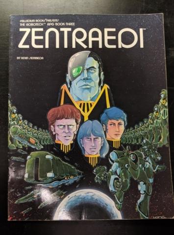 Zentraedi