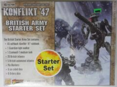 British Army Starter Set: 451510601
