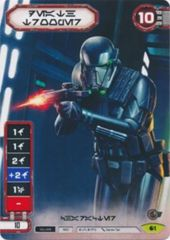 Death Trooper - 1 - Full Art Promo