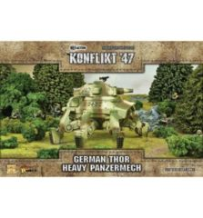 German Thor Heavy Panzermech: 452410205