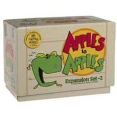 Apples to Apples: Expansion Set #2: 2000 Edition