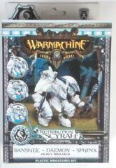 Banshee Daemon Sphinx: Heavy Warjack: Edition 2013: PIP 35034