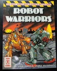 Hero Games: Robot Warriors