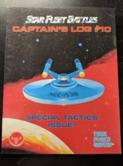 Captain's Log #10 Special Tactics Issue!