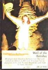 024/100 Wail of the Banshee