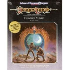 Dragonlance: Dragon Magic DLE2 TSR 9244