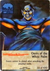 23/100 Oasis of the White Palm