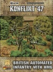 British Automated Infantry With HMG: 452410601