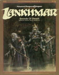 Lankhmar: Swords of Deceit CA2 9170