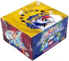 Base Set: Unlimited: Booster Box