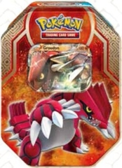 Collector's Tin (Groudon EX)