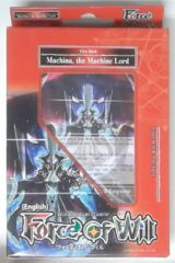 Machina, the Machine Lord: Fire Deck: Starter Deck