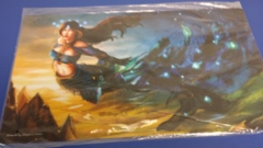 Playmat AOM Alayna Lemmer Nyx Greek Goddess