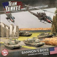 Bannon's Boys: American Spearhead Force: TUSAB1