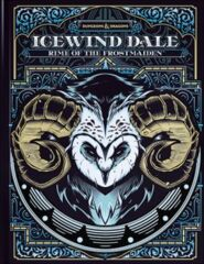 Icewind Dale: Rime of the Frostmaiden: 5E: Alternate Limited Cover