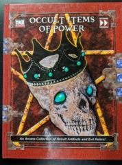 D20: Occult Items of Power