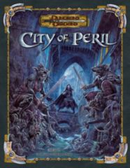 Fantastic Locations: City of Peril 3.5E 3.5