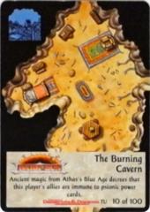 10/100 The Burning Cavern