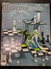 Dragon Magazine #86