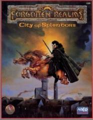 Forgotten Realms: City of Splendors: Box Set 1109 SW Factory Sealed