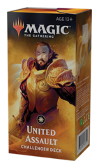 United Assault: Challenger Deck