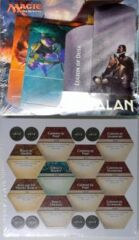 Explorers of Ixalan: Game Tiles, Rules Books, and Deck Boxes Only(No Cards)