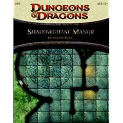 Dungeon Tiles: Shadowghast Manor