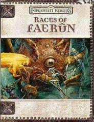 Forgotten Realms: Races of Faerun