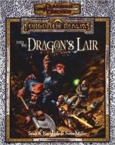 Forgotten Realms: Into the Dragon's Lair - Role Playing
