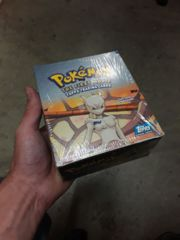 Pokemon: The First Movie: Topps Trading Cards: Box