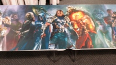 Playmat MTG Pantheon 8 Foot Tablemat