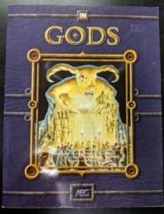 D20: AEG: Gods: Softcover