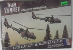 Gazelle Hot Helicopter Flight: TFBX08
