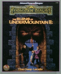 Forgotten Realms: The Ruins of Undermountain II: The Deep Levels 1104
