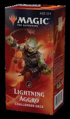 Lightning Aggro: Challenger Deck