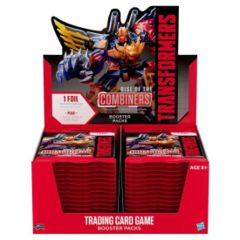 Rise of the Combiners: Booster Box